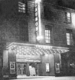 Gaumont frontage in 1956