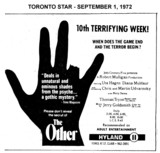 "AD FOR ""THE OTHER"" - HYLAND 2 THEATRE"