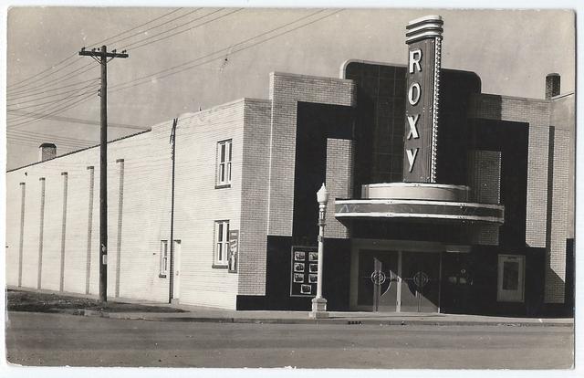 Roxy Theatre Winnebago MN