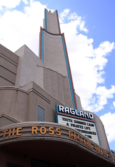 Ross Ragland Theater, Klamath Falls, OR -- July 2011