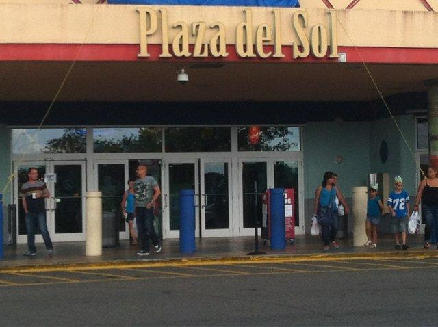 Caribbean Cinemas Plaza Del Sol