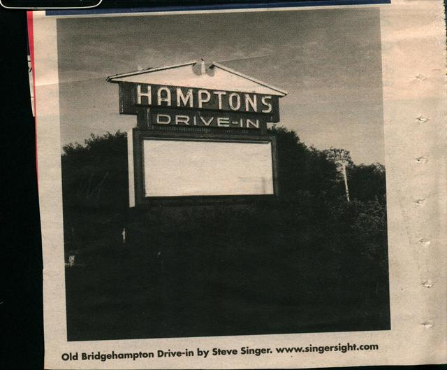 Hamptons Drive-In