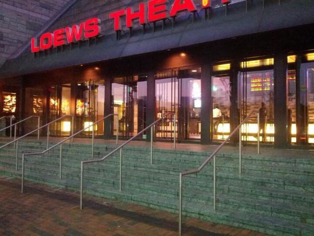 Amc loews georgetown 14 cinema treasures for Georgetown movie theater