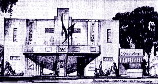 Willow Theatre
