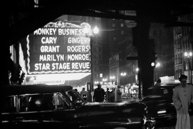 1952 photo credit Walter Reiger.