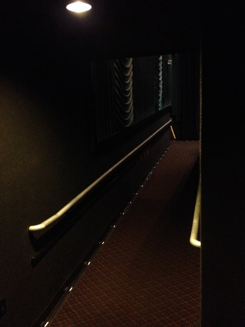 Theater 8 Entrance