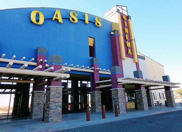 Oasis Cinema 9