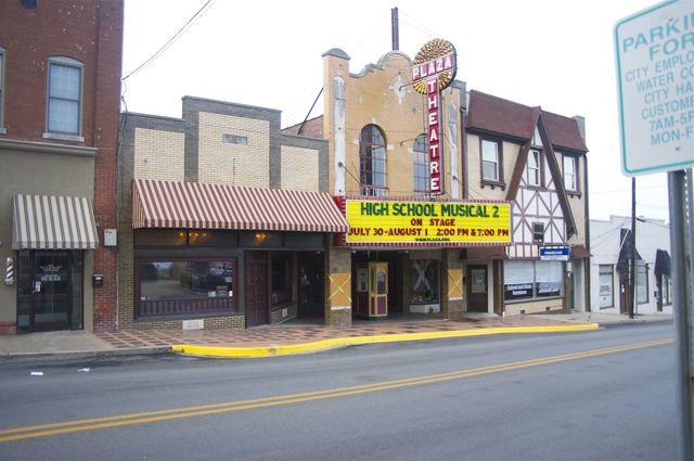 plaza theatre in glasgow ky cinema treasures