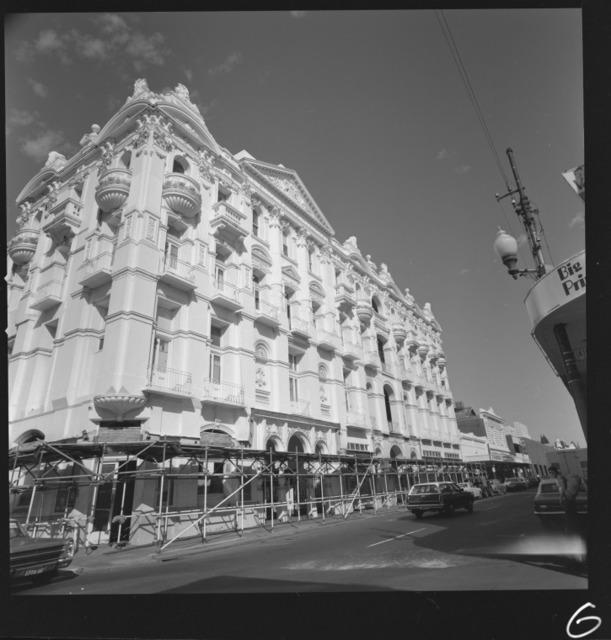His Majesty's Theatre, Perth (1978)