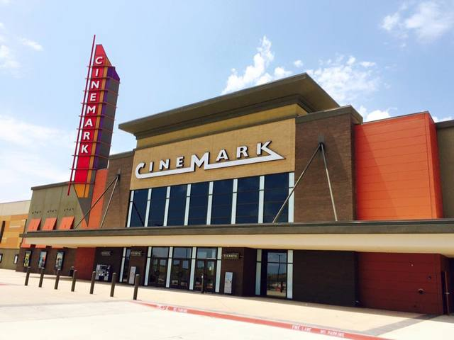 Cinemark Roanoke and XD