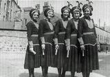 Regent Usherettes, 1935