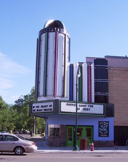 Avalon Fine Arts Theater