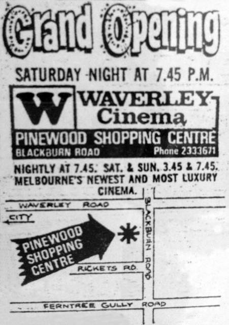 Grand Opening 1974