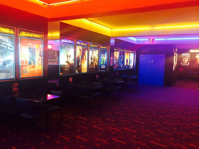 Waverley Cinema - Foyer - 2015