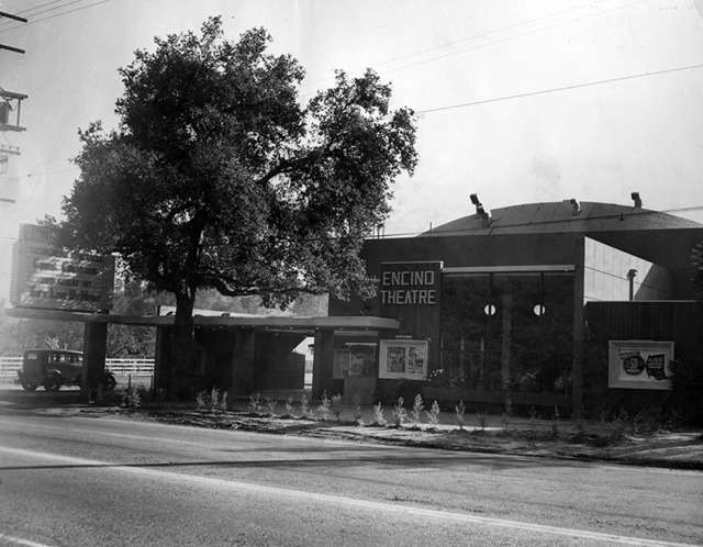 Encino Theater, August 1949