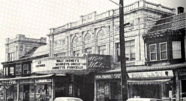 Walt Whitman Theatre
