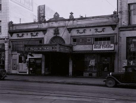 New Bijou Theater