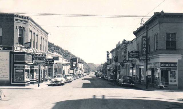 1950's photo courtesy of The Denver Eye Facebook page.