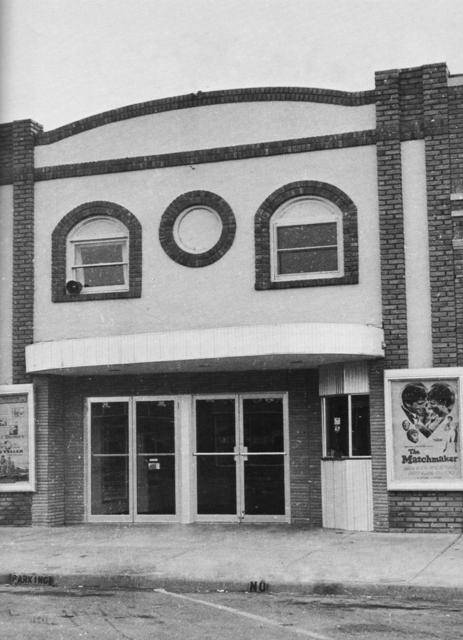 Doric Theatre - 1959
