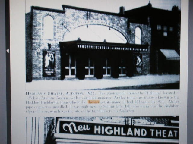 New Highland Theatre