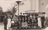 ODEON CINEMA St. Austell, Staff Photo 1950