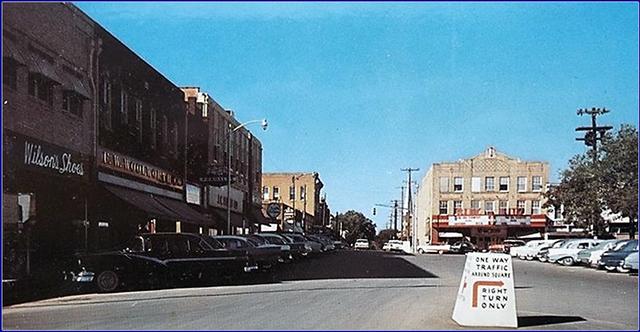 Ritz Theatre ... McKinney Texas