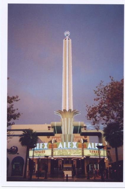 Alex Theatre Wide Shot 2005