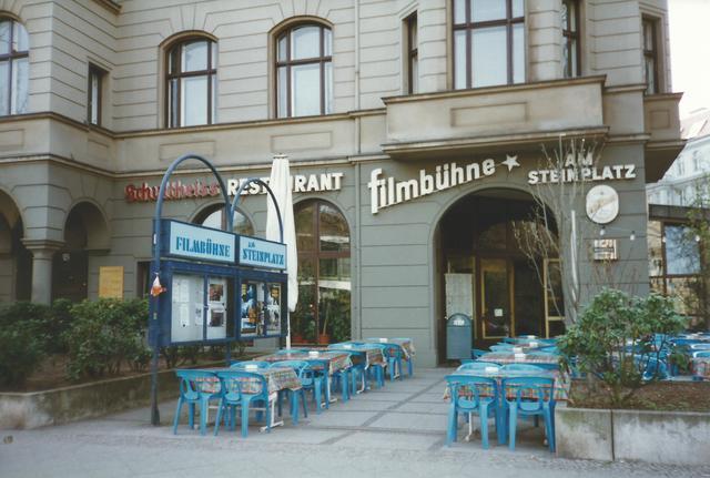 Filmbuhne am Steinplatz