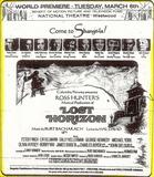LOST HORIZON 1973 premiere ad