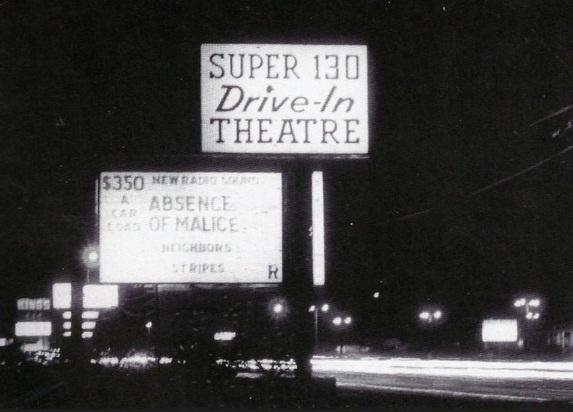 Super 130 Drive-In