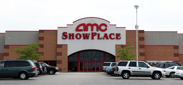 AMC Michigan City Showplace 14, Michigan City, IN