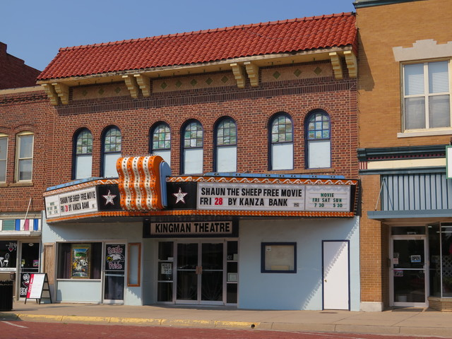 Kingman Theatre - Kingman KS 8-26-15 a