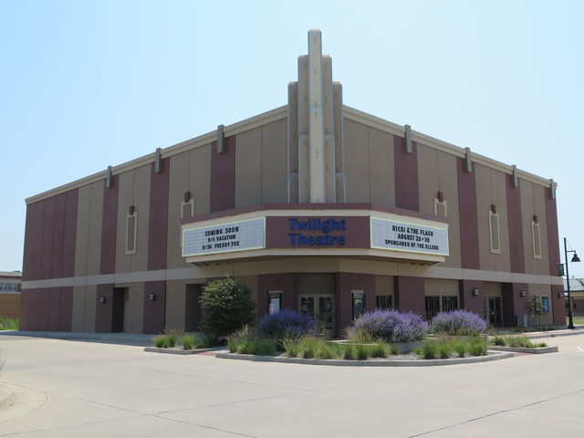 Twilight Theater - Greensburg KS 8-26-15