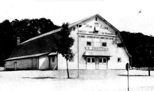 Barn Theater in Frenchtown, NJ - Cinema Treasures