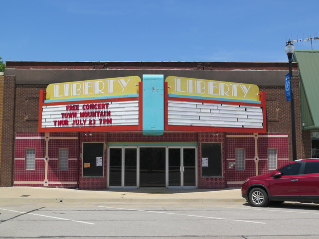 Liberty Theater - Watonga OK 7-22-15 a