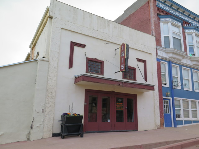 Isis Theater - Victor CO 7-19-2015 b