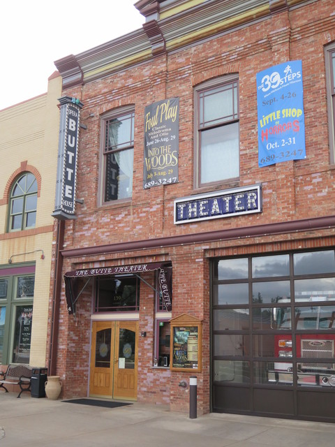 Butte Opera House -  Cripple Creek CO 7-19-2015 a