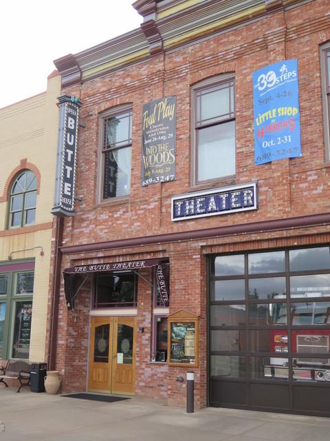 Butte Opera House -  Cripple Creek CO 7-19-2015 a