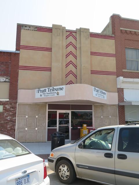Kansas Theatre - Pratt KS 8-26-15