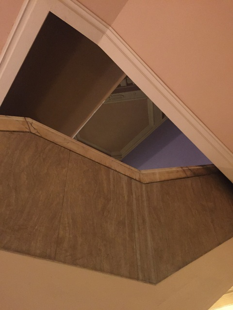 Other not used staircase