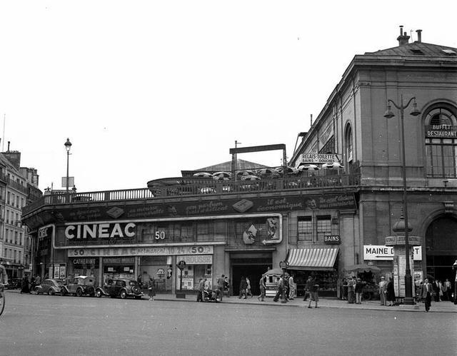 Cineac Montparnasse