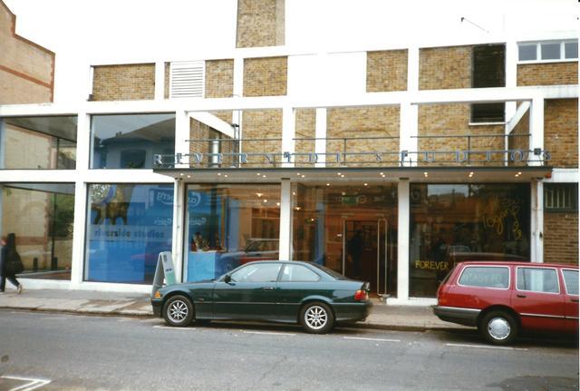 Riverside Studios Cinema