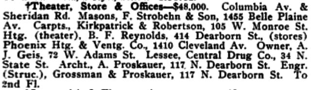 January 18, 1913 The Construction News