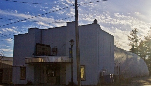 Crystal Box Office Theatre