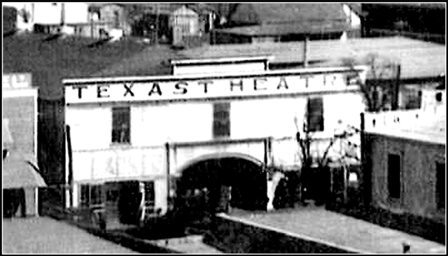 Texas Theatre ... Ranger Texas