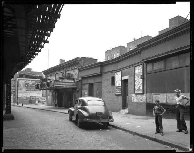 Kameo Theatre ca. 1943
