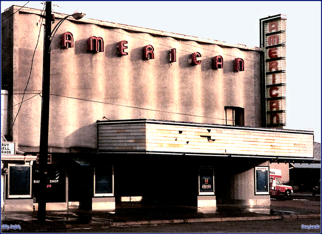 American Theater ... Bonham Texas