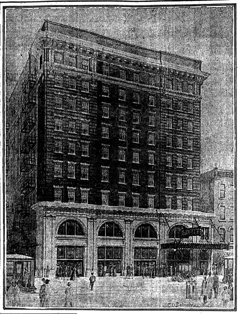 Originally Announced as Gayety, July 31, 1910