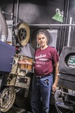 Basie Projectionist Mark Pusillo