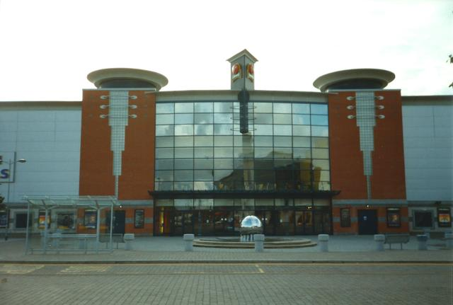 Cineworld Cinema - Ipswich